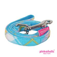 Dainty Dog Leash by Pinkaholic - Blue