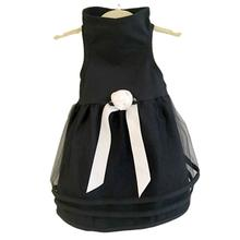 Daisy & Lucy Black Tulle Dog Dress