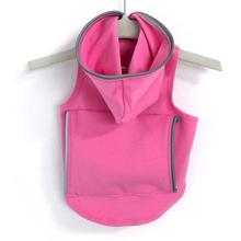 Daisy and Lucy Reflective Dog Hoodie - Hot Pink