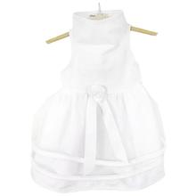 Daisy & Lucy White Tulle Dog Dress