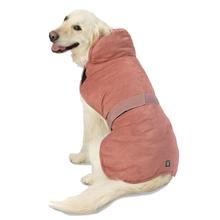 Dakota Faux Suede Dog Jacket - Rose