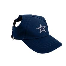 Dallas Cowboys Dog Baseball Hat