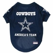 Dallas Cowboys Slogan Dog Jersey - America's Team