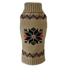Dallas Dogs Nordic Dog Sweater