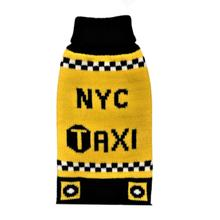 Dallas Dogs NYC Taxi Dog Sweater