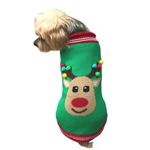 Dallas Dogs Rudolf Dog Sweater