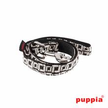 Damier Dog Leash by Puppia - Black