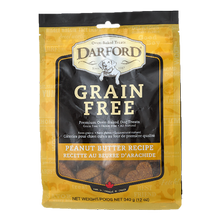Darford Grain Free Dog Treats- Peanut Butter