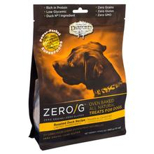 Darford Zero/G Natural Dog Treats - Duck