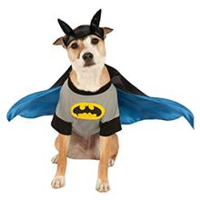DC Batman Dog Halloween Costume by Rubies