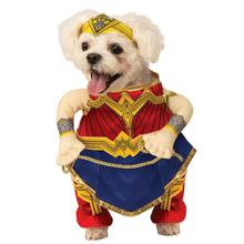 DC Comics Walking Wonder Woman Dog Costume by Rubies