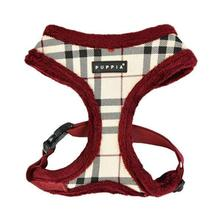 Dean Basic Style Dog Harness by Puppia - Beige