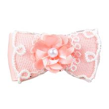 Debbie Dog Bow By Pinkaholic - Pink