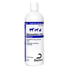 Dechra MiconaHex+Triz Shampoo for Dogs and Cats