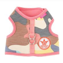 Delta Dog Harness Vest by Pinkaholic - Pink