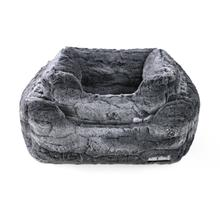 Deluxe Dog Bed by Hello Doggie - Granite