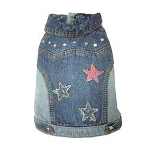 Denim Stars Jacket