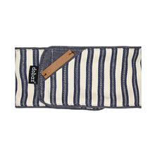 Denim Striped Belly Band Male Dog Wrap By Dobaz