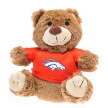 Denver Broncos Teddy Bear Dog Toy