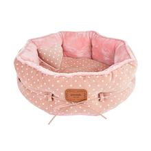 Desarae Dog Bed By Pinkaholic - Pink