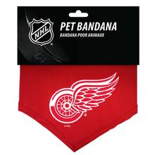 Detroit Red Wings Cotton Dog Bandana