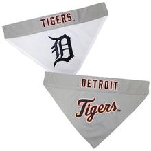 Detroit Tigers Reversible Dog Bandana Collar Slider