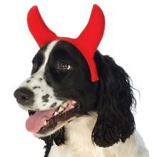 Devil Horns Dog Headband by Rubies