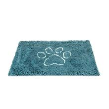 Dirty Dog Doormat - Blue