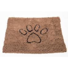 Dirty Dog Doormat - Brown
