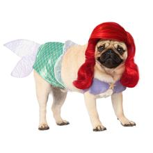Disney Ariel Dog Costume by Rubies