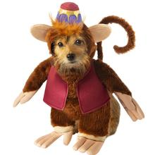 Walking Abu Monkey Dog Costume from Disney's Aladdin