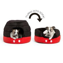 Disney Honeycomb Pet Bed - Mickey Pants