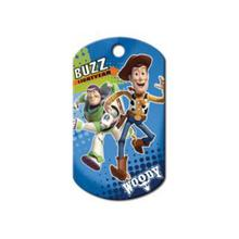 Large Military Engravable Pet I.D. Tag - Disney© Toy Story