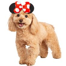 Disney Minnie Mouse Headpiece Dog Costume by Rubies