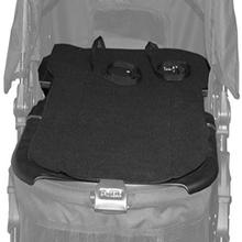 Divider For AT3, Jogger, or NV No-Zip Pet Strollers - Black