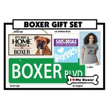 Dog Breed Gift Box - Boxer