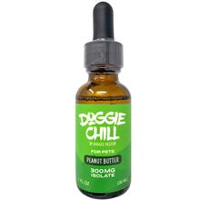 Doggie Chill CBD Isolate Oil for Pets by Doggie Design - Peanut Butter