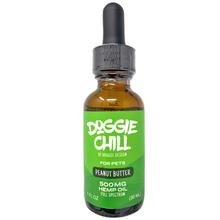 Doggie Chill Full-Spectrum Hemp Oil for Pets by Doggie Design - Peanut Butter
