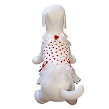 My Little Valentine Dog Dress