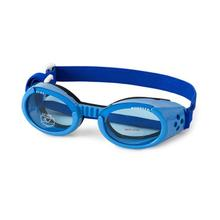 Doggles - ILS2 Shiny Blue Frame with Blue Lens