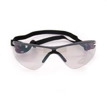 Doggles - K9 Optix Rubber Sunglasses for Dogs - Gray Gradient with Smoke Lenses