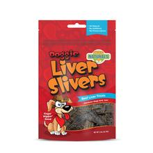 Doggy Liver Slivers Dog Treat