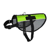 Dogline MaxAire Mesh Dog Vest - Lime Green