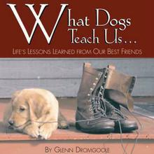What Dogs Teach Us Book for Human; Life's Lessons Learned from Our Best Friends