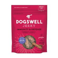 Dogswell Immunity and Defense Jerky Dog Treat - Duck