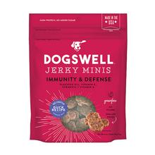 Dogswell Immunity and Defense Jerky Minis Dog Treat - Duck