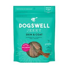 Dogswell Skin and Coat Jerky Dog Treat - Salmon