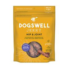 Dogswell Hip and Joint Jerky Dog Treat - Duck
