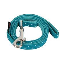 Dotty Dog Leash by Puppia - Teal