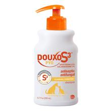 DOUXO S3 PYO Chlorhexidine + OPHYTRIUM Antiseptic Pet Shampoo for Dogs and Cats